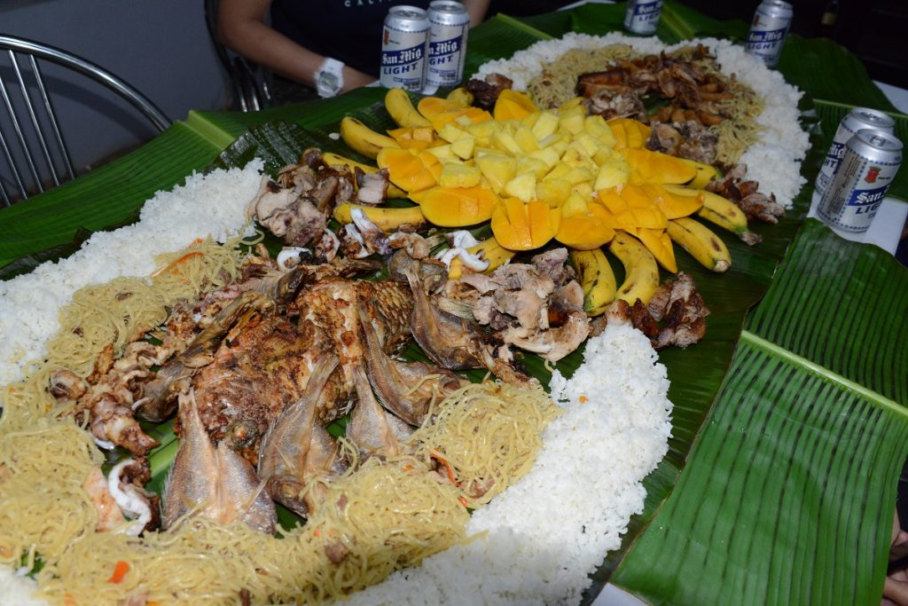 Boodle Fight 5